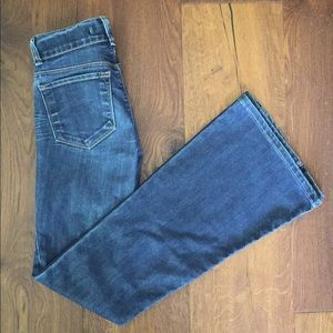 J Brand Bell Bottom 722 Ink Jeans